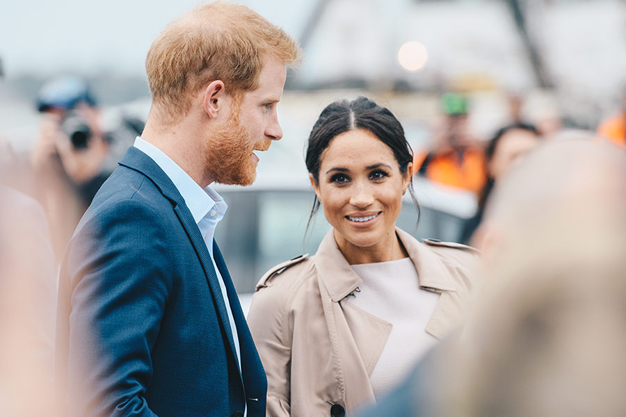 Job ad mocks Sussexes' pledge for 'financial independence'
