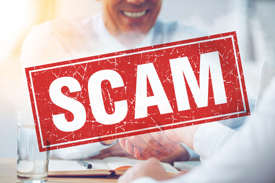 7 signs of a scam job interview