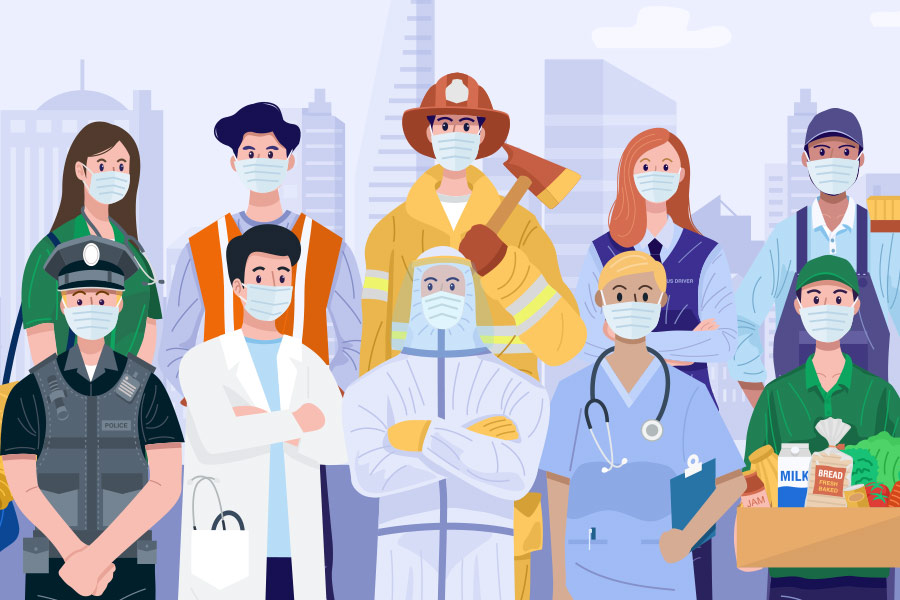 5 ways to increase your job security during the COVID-19 pandemic