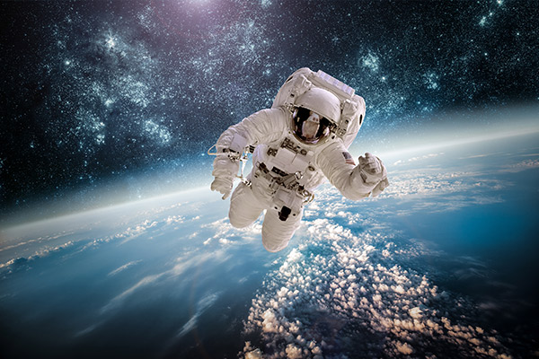 What candidates need to land a job in space