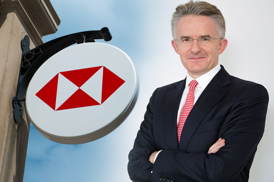 HSBC pick insider as CEO
