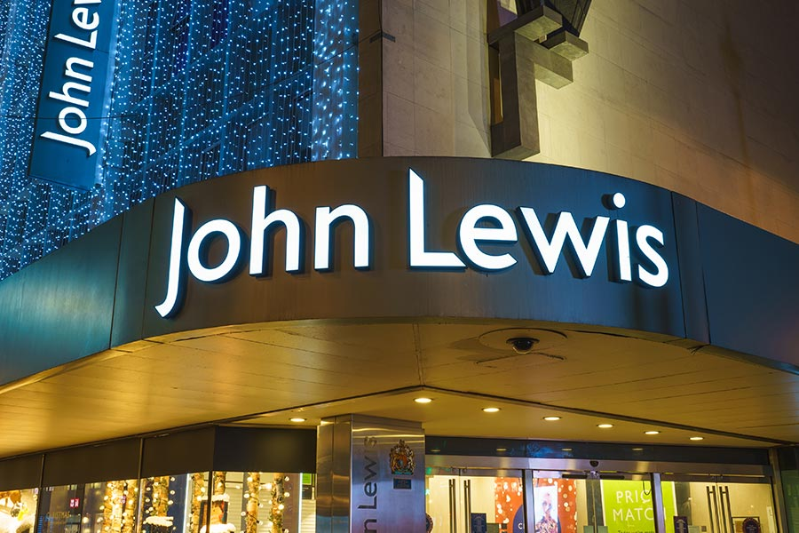 John Lewis 'inadvertently' breaks pay rules