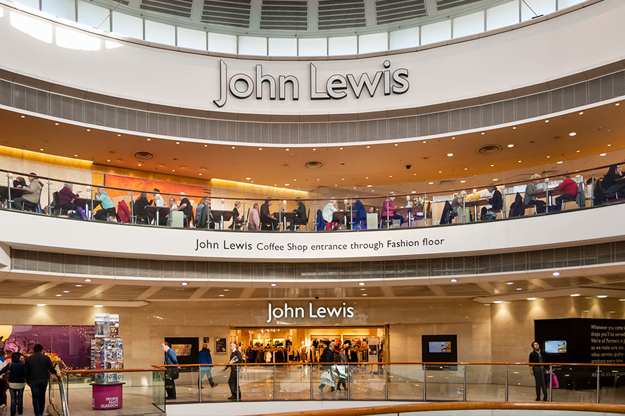 John Lewis staff learn sign language to cater for deaf community