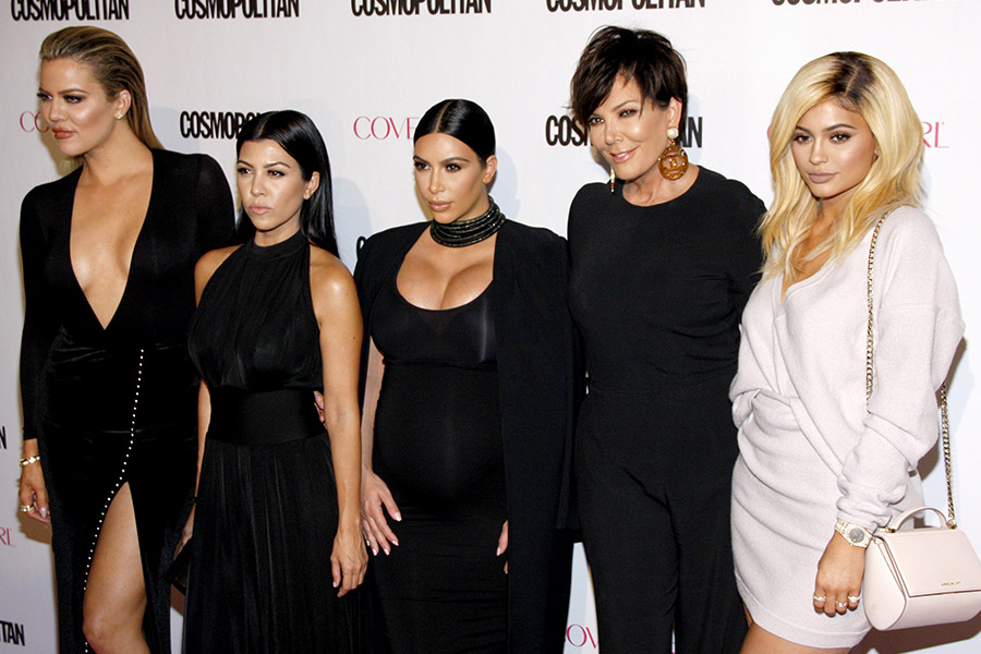What the Kardashian sisters would earn if they got 'real' jobs