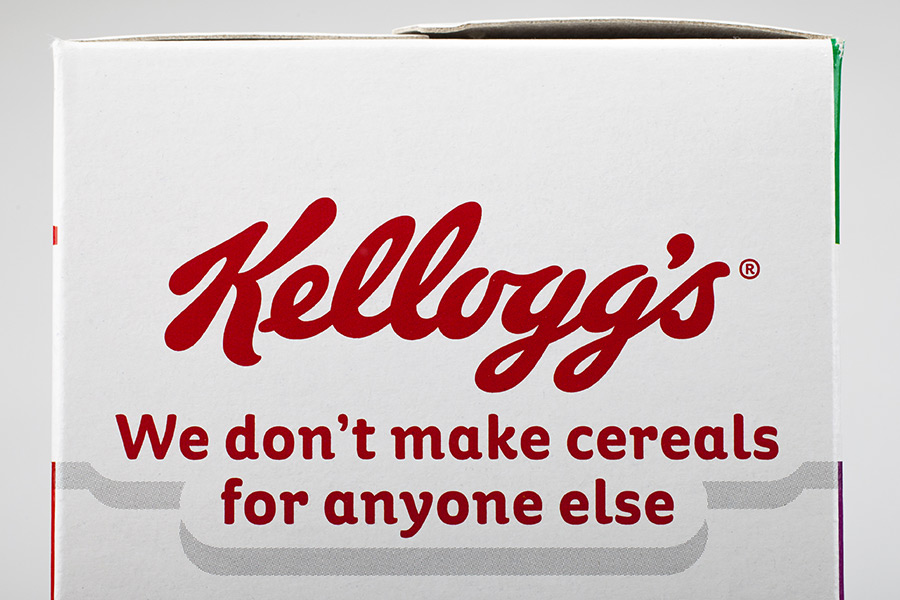 Kellog's name new CEO