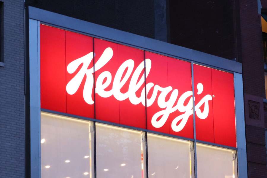 Kellogg's UK gives employees Friday afternoons off work