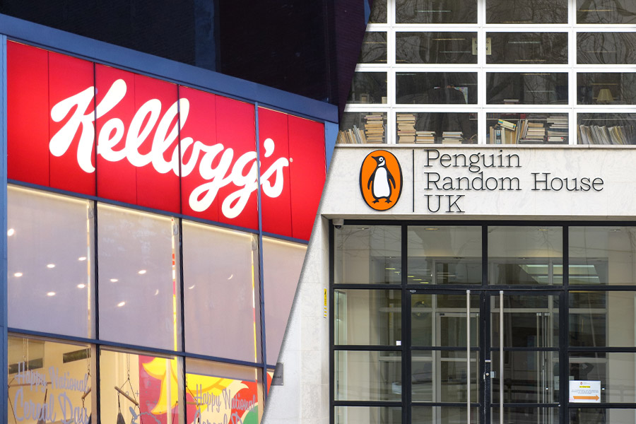 Kellogg's & Penguin have offered most DESIRED work perk - what is it?