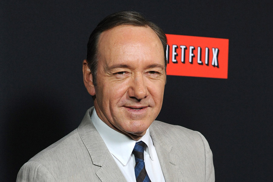 Netflix drops Kevin Spacey over sexual harassment allegations