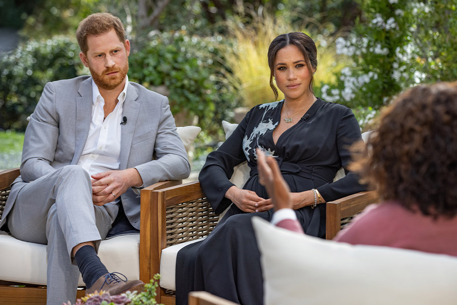 What can leaders learn from Meghan-Harry royal rift