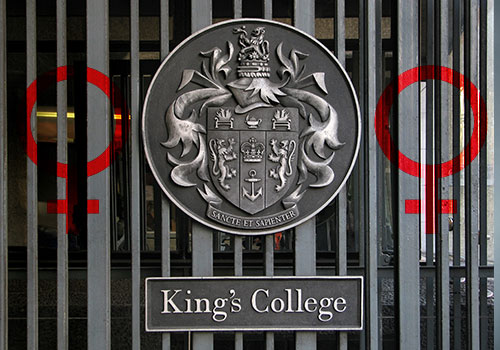 King's College to hire women over men