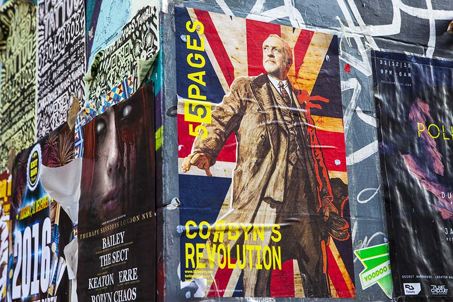 Political Punch-up: Corbyn vs 'rebel' Labour MPs