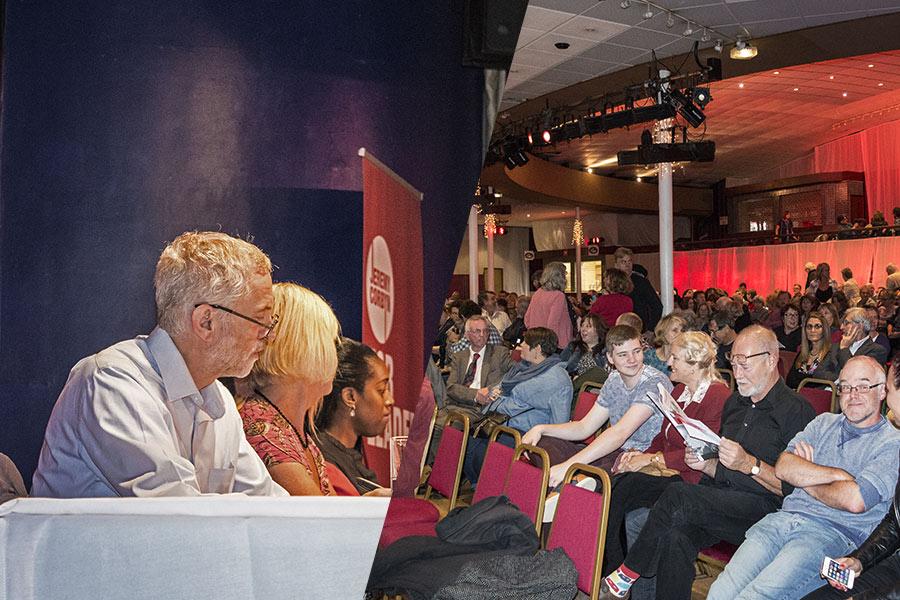 Corbyn vs Smith: 130k Labour members win right to vote in leadership race