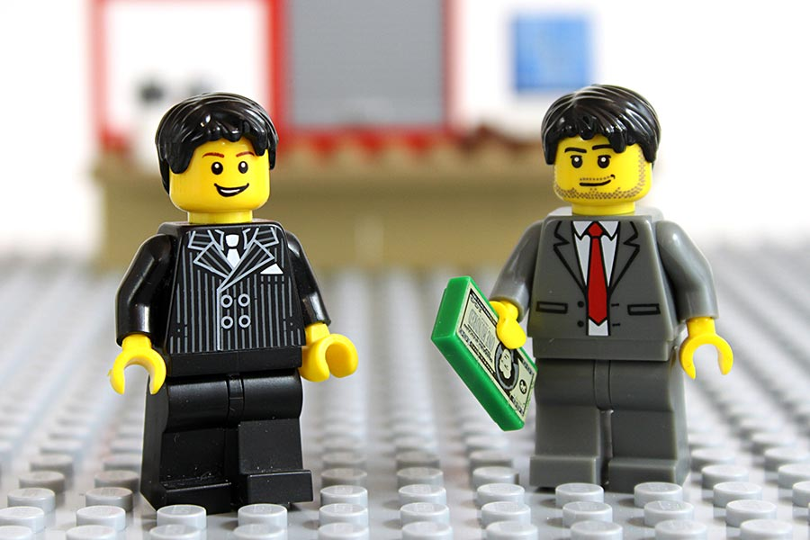 Lego appoints 2nd CEO in 8 months