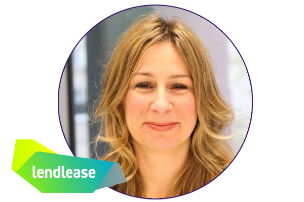 Q&A with Lisa White, Head of HR at Lendlease