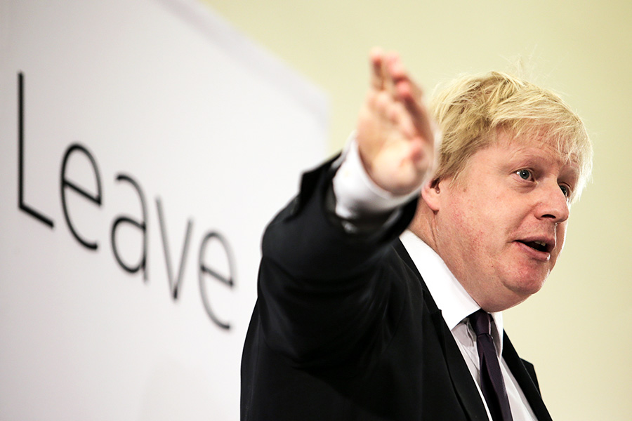 Boris Johnson and how to quit your job properly