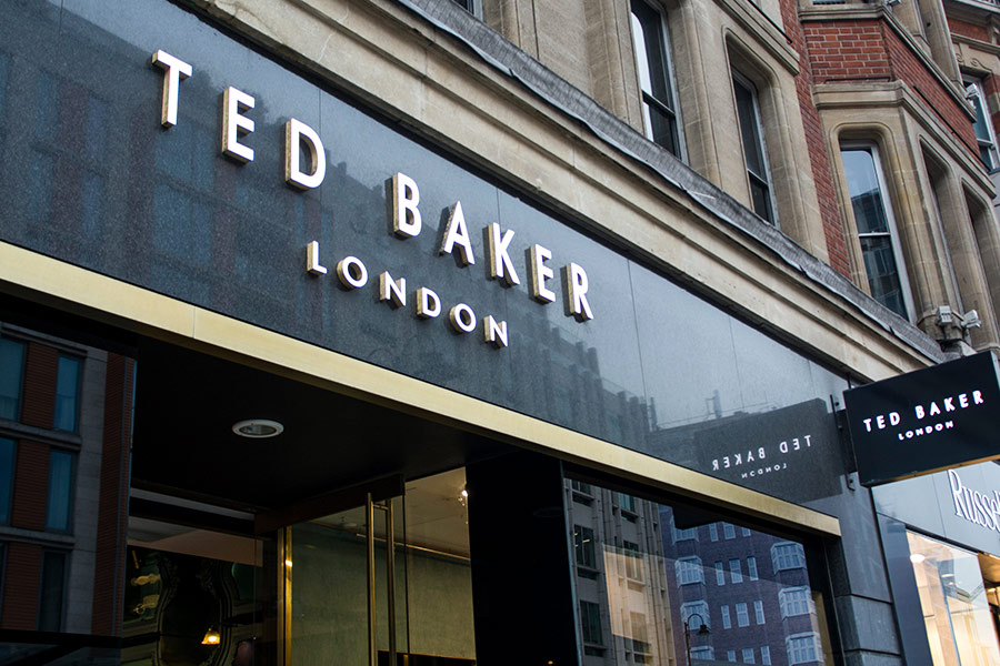 Ted Baker 'determined to learn lessons' after hugging scandal