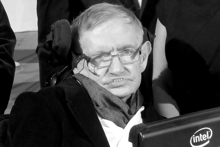 Leadership lessons from Stephen Hawking