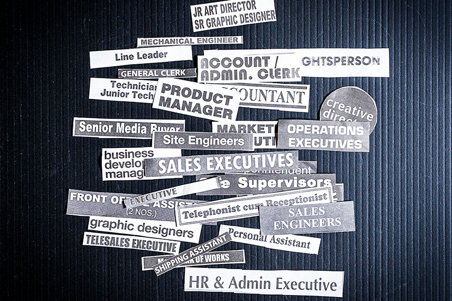 Should staff dictate their own job titles?
