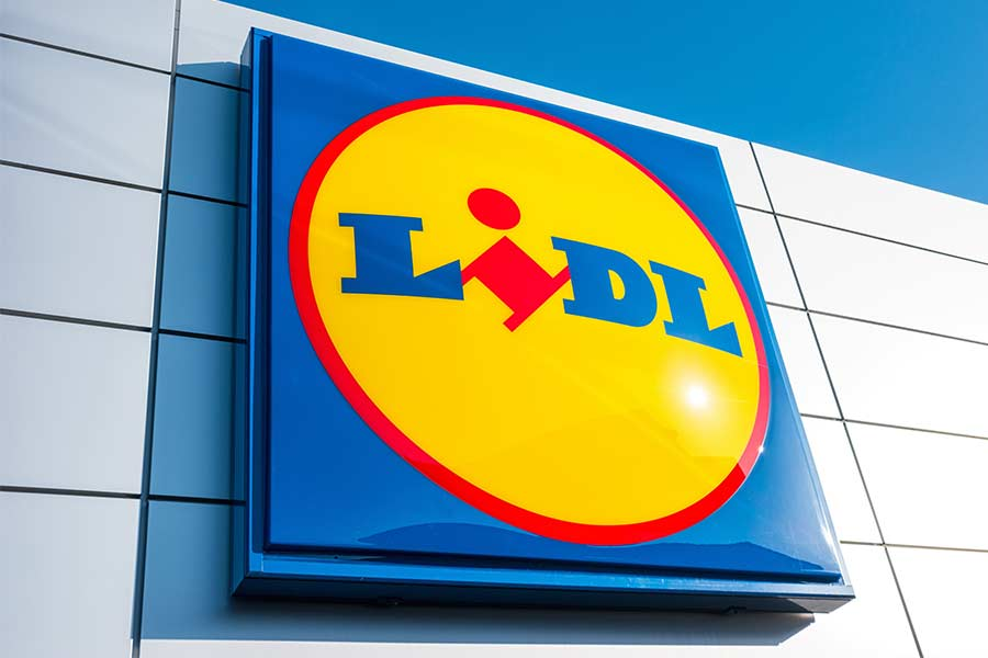 Lidl worker canned for 'working too hard'