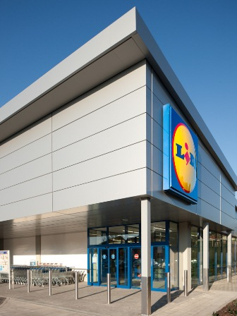 Lidl expansion to create 1,000 jobs