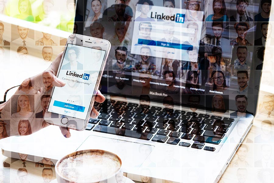 LinkedIn reaches half a BILLION users - revealing most connected city