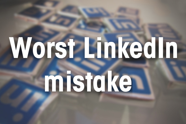 Revealed: The worst LinkedIn mistake recruiters make and how to fix it