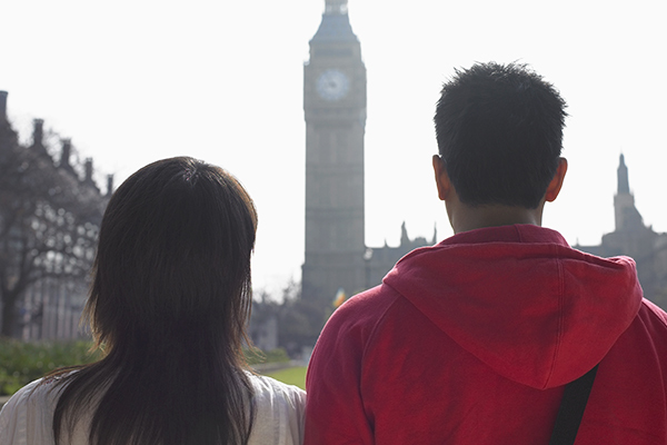 Lure of London gone for millenials