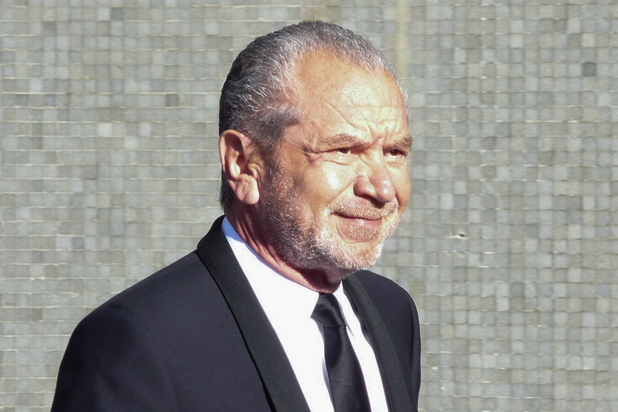 Lord Alan Sugar another boss slamming work from home