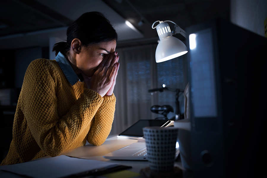 1 in 4 fears job loss as furlough ends - here's how HR helps