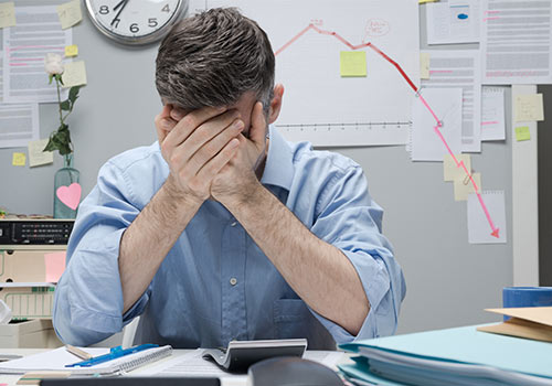 Are men more prone to workplace tears?