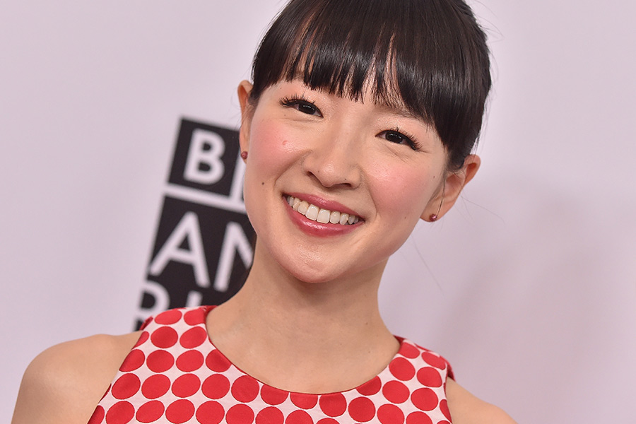 Marie Kondo reveals productive work from home tips