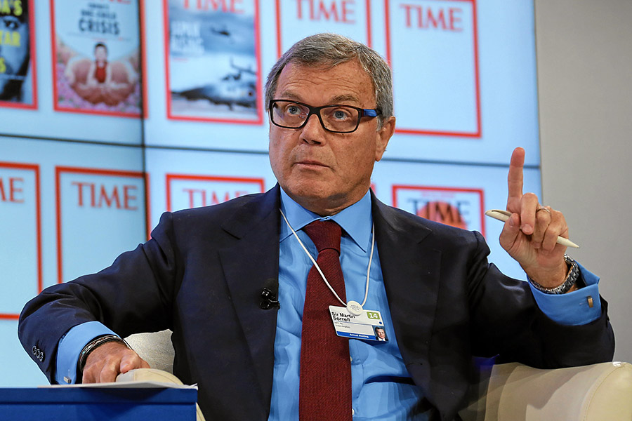 Sir Martin Sorrell plans his comeback just weeks after leaving WPP