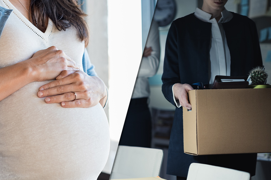 HR worker sacked during maternity leave was left 'unable to feed newborn'