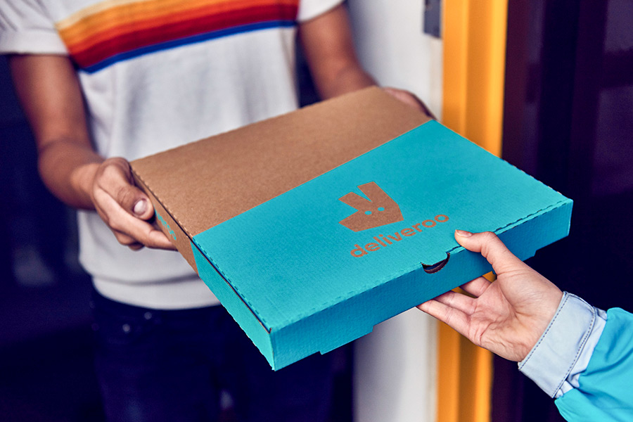 Deliveroo sets up Spotify playlist to showcase brand values