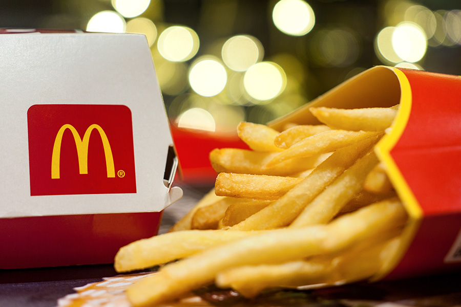 Apprenticeships not just for the young, claims McDonald's CPO