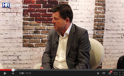 VIDEO EXCLUSIVE: McDonald's Chief People Officer Europe, David Fairhurst, talks to HR Grapevine