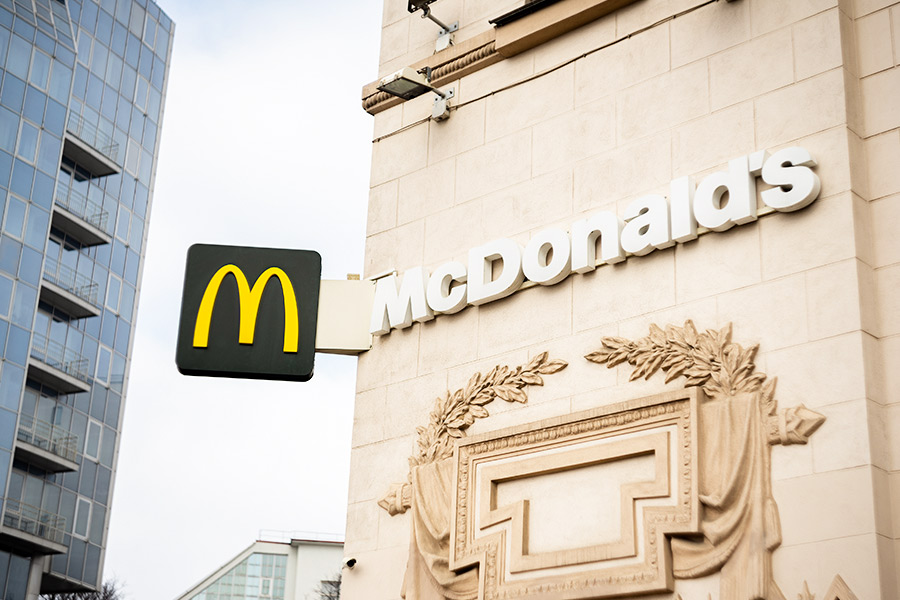 What can you learn from McDonald's recruiting methods for over 50s?