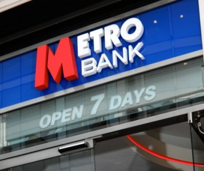 Metro Bank receives 40,000 applications for 475 roles
