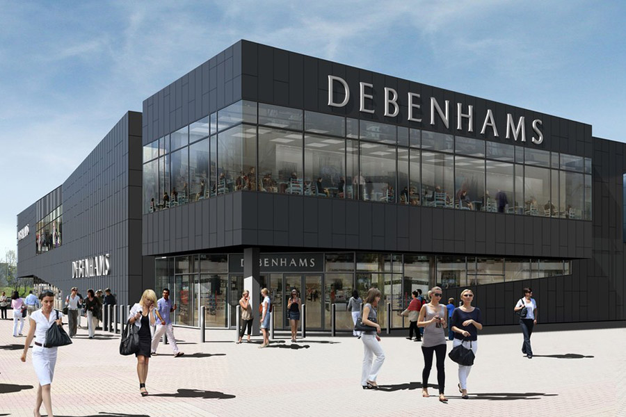 Mike Ashley ditches Debenhams Board, installs himself as CEO