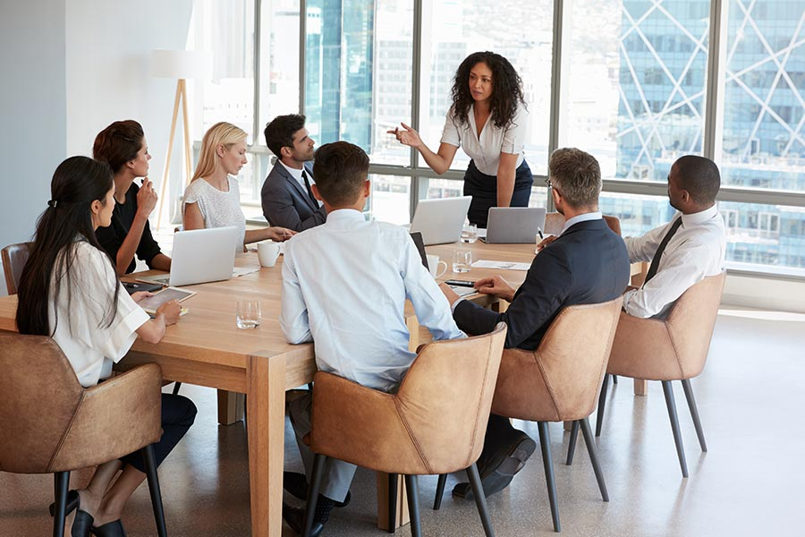 Target for more female representation on Boards is met