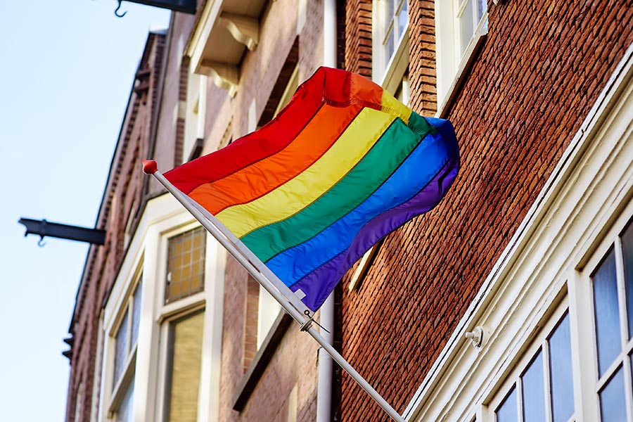 The most inclusive LGBT+ industries & regions