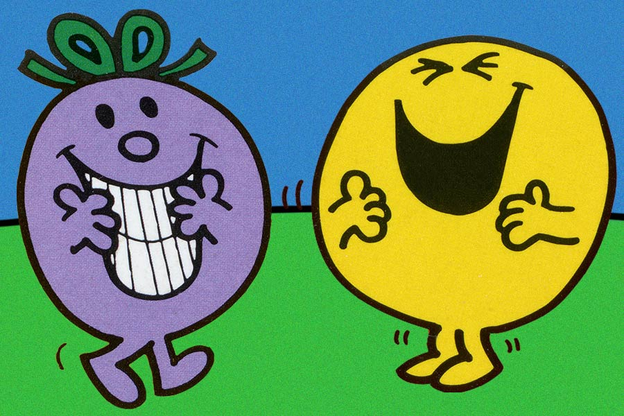 Meet the firm that hires Mr Men characters