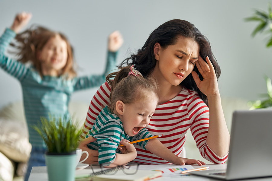 Furlough denied to 7 in 10 working mums amid school closures