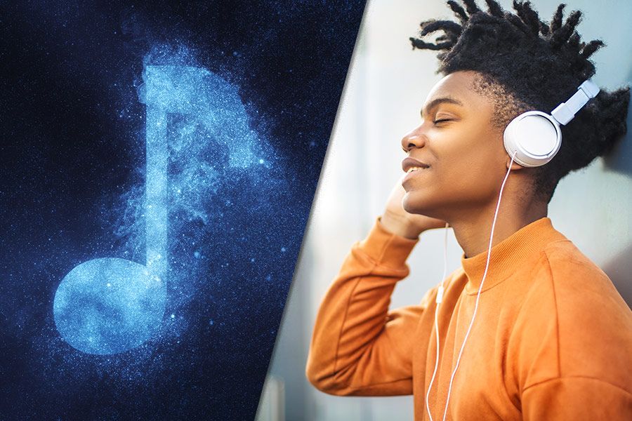Understanding how music could benefit staff productivity