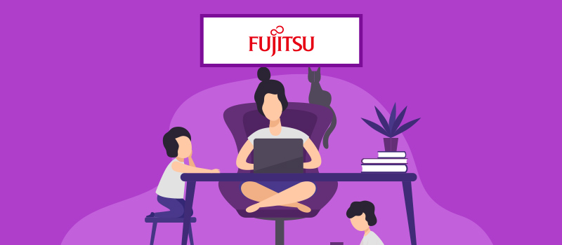 How Fujitsu came through the pandemic without using furlough