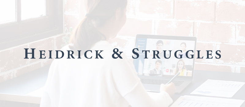 Heidrick & Struggles ethos for navigating the uncertain future of work