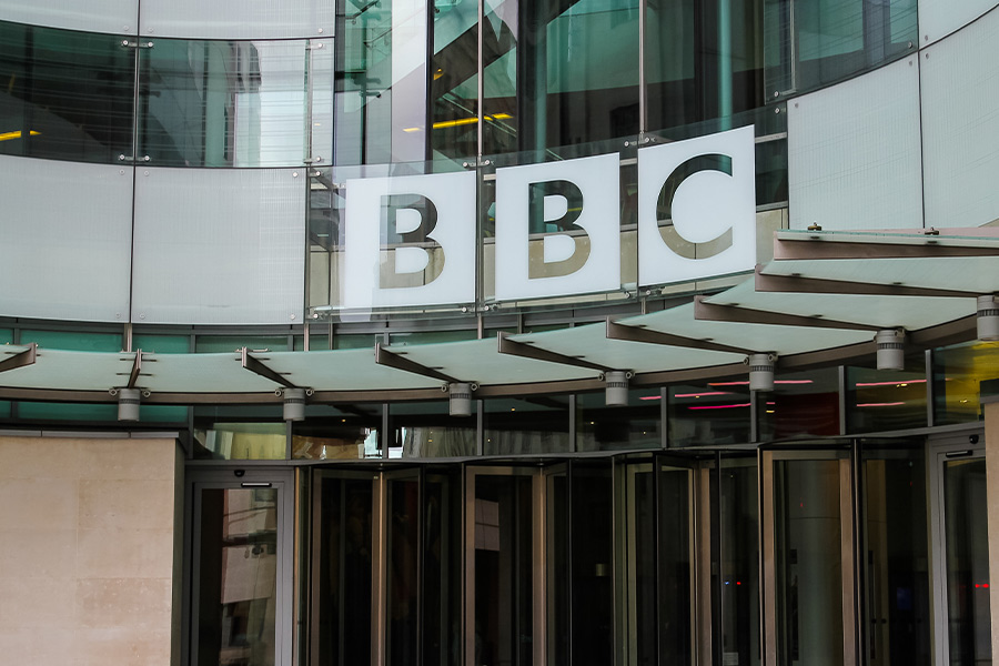 Why the broadcaster chose a 'job share' approach for their top HR role