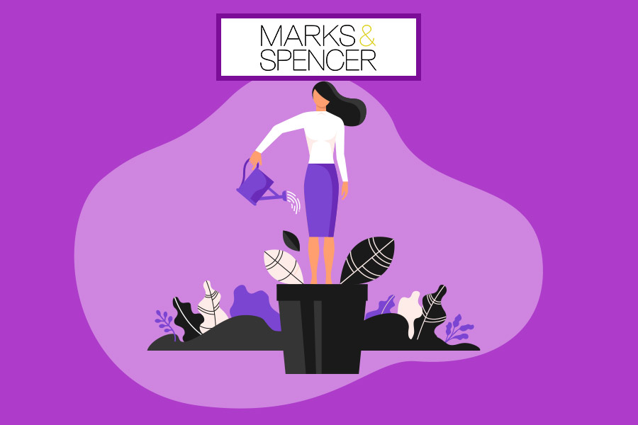 How Marks & Spencer future-proof their talent pipeline