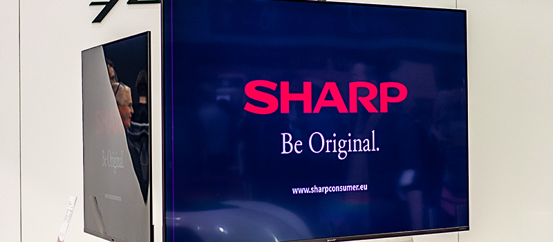 Sharp UK's HRD on how she utilised her skills to support people