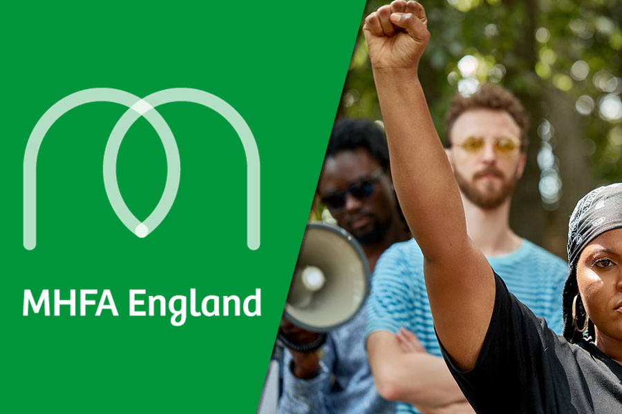 Inside Mental Health First Aid England's anti-racist action plan